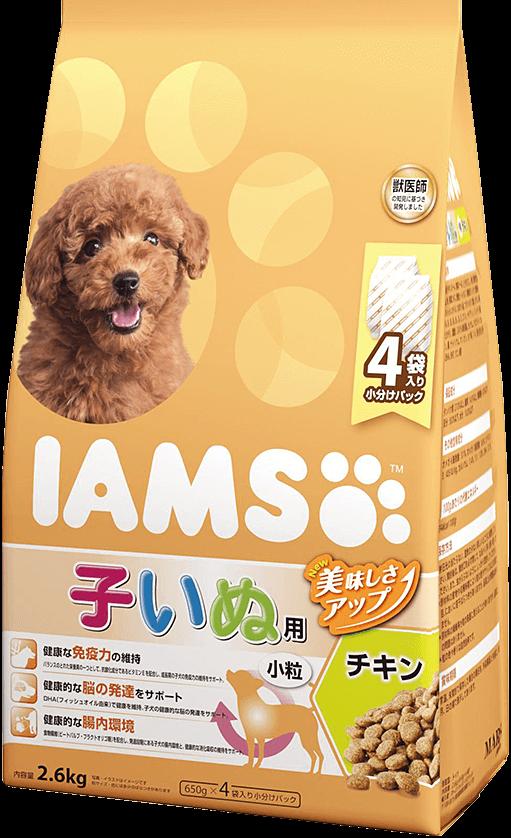 アイムス12ヶ月までの子犬用チキン